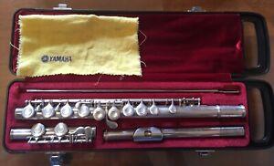 Flute traversière Yamaha