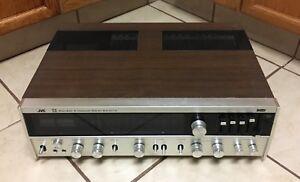 Vintage 1974 JVC Receiver Amplifier 4VR-5436X
