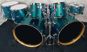 Mapex Pro M 7pce North American Maple double Cannon shell pack