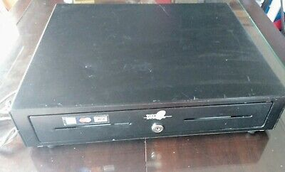 Cash Drawer - Apg Model Vb320-bl1915 - Used In Good Condition
