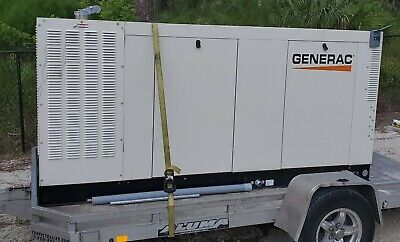 Generac 80kw Standby Back-up Power Generator