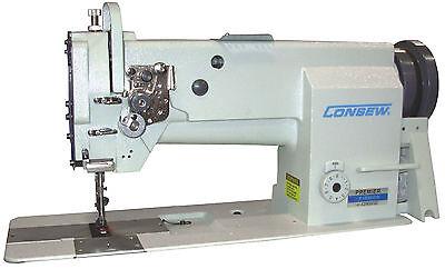 Walking Foot Lockstitch Machine - Consew P1255RB Walking Foot Needle Feed,Lockstitch Machine,Reverse/Consew 255RB