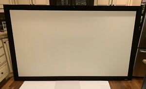 "Home Theatre Projection Screen 104"" by Carada"