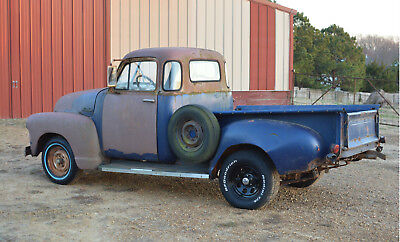 1953 Chevrolet Other Pickups 5 Window Cab Ratrod Shoptruck 1953 GMC SWB 3100 5 Window Pickup Truck Project