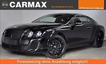 Bentley Continental Supersports, Carbonsitze, 630PS