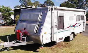 COROMAL POPTOP CARAVAN, AIR BAG LIFTERS, SO MANY EXTRAS, finance Deception Bay Caboolture Area Preview