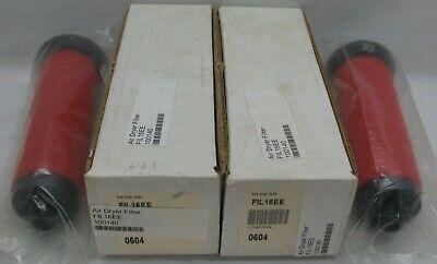 Lot Of 2 Gardner Denver Fil16ee Air Dryer Filter - New Old Stock