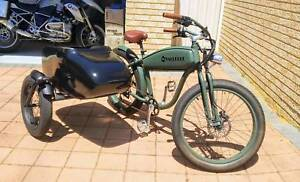Electric Bicycle with Sidecar (only one in OZ) | Other