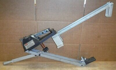 Foley Belsaw Model 359 Trip Hammer Circle Saw Tooth Setter Good Used Cond. Nd07