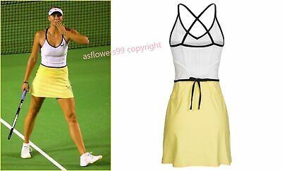official photos e6f69 c14d0 Nwt NIKE New Maria Sharapova Dri-FIT Women tennis Dress bra S Small skirt