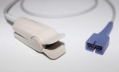 20pcslot Nellcor Spo2 Sensor Ds100a Adult Finger Clip 3ft Compatible