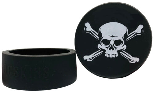DC Skin Snuff Cover Waterproof Protective Skins for Dip Chew Cans - Jolly Roger