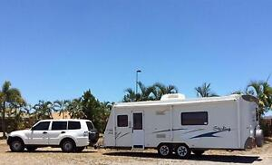 2006 Jayco & 2009 Pajero Condon Townsville Surrounds Preview
