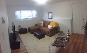 Furnished 2 bedroom available January 1!