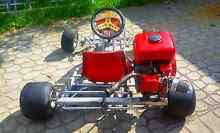 Go kart -  Honda 5.5hp  -$750 Woodcroft Blacktown Area Preview