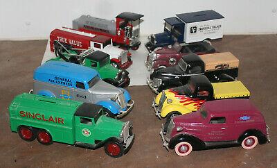 """Lot Of 10 Die Cast Model Cars Exotics & Classics """"Model list in Description"""""""
