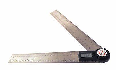 12.5 Gemred Digital Goniometer Protractor Angle Finder Ruler Stainless Gr300