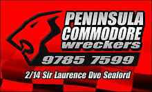 COMMODORE VR VS VT VX VY AUTO'S FITTED WITH WARRANTY Seaford Frankston Area Preview