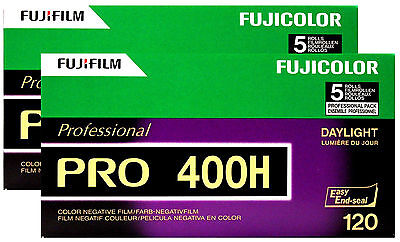 40 Rumble Fuji Pro 400H 120 Color Argumentative Film Daylight 400 FUJIFILM Exp 2/2020