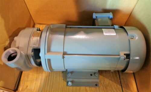 "FLOWSERVE 2000 PUMP 2"" x 1.5"" x 5"" WITH MOTOR"