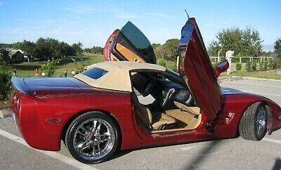 2004 Chevrolet Corvette  2004 Custom C5 Corvette Convertible.