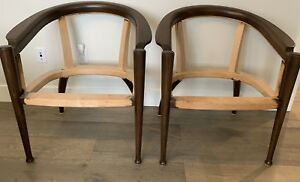 Geddes Furniture - Two Club Chair Frames