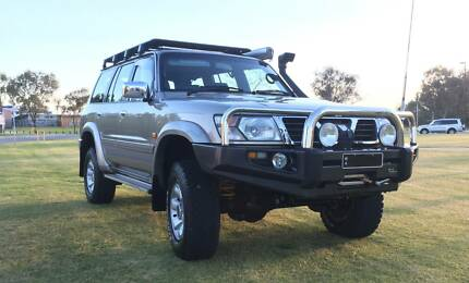 Nissan Patrol Duel Fuel in great condition (must watch) Canning Vale Canning Area Preview