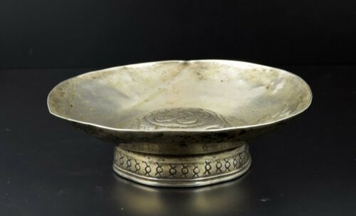 SILVER DRINKING CUP . SPAIN, 16TH CENTURY.