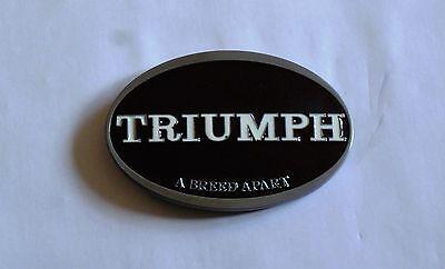 Triumph Metal Belt Buckle Belt Buckle