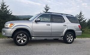2002 Toyota SequoiaLimited 4x4 in great shape