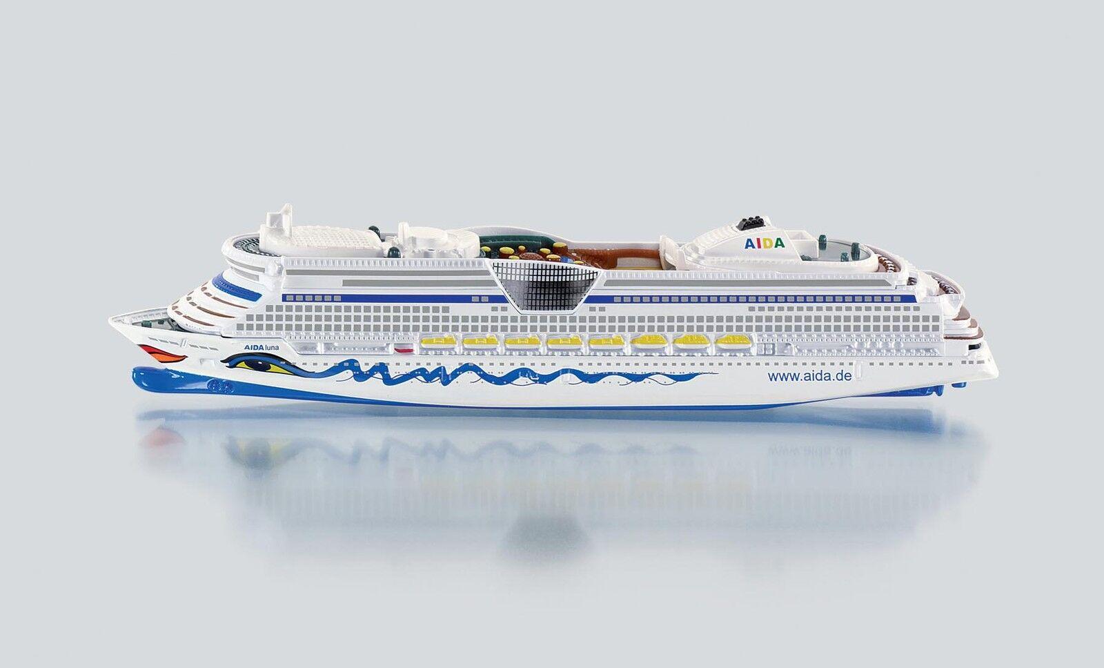 Siku 1720 Aida Luna Cruise Ship Scale Diecast Scale 1 1400 20 14 Picclick