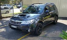 2009 Subaru Forester Wagon turbo manual Cronulla Sutherland Area Preview
