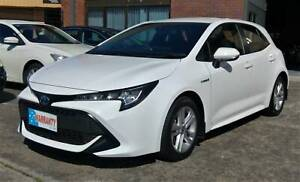 2018 Toyota Corolla HYBRID Hatchback w/ Almost New only 10k Kms Woodridge Logan Area Preview