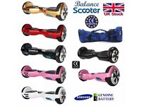 "ORIGINAL SAMSUNG Powered Self Balancing Balance Scooter 6.5"" Hoverboard Swegway segway 2 wheel board"