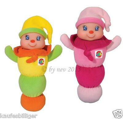 SIMBA GLÜHWÜRMCHEN Glühwurm Nachtlicht Puppen Spielzeug Kinder Baby NEUWARE