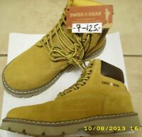 "BRAND NEW  "" SWISS-GEAR ""  BOOT , SIZE  -7-"