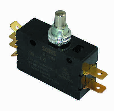Suns S-19m Panel Plunger Snap Action 15a Micro Switch Adpdc2j04ac