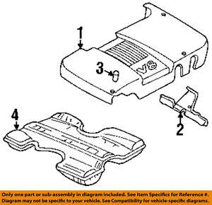 lincoln ls engine cover ebay. Black Bedroom Furniture Sets. Home Design Ideas