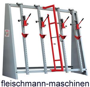Holzmann Verleimständer VST 3000 Rahmenpresse Verleimpresse