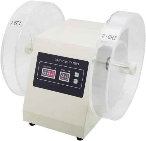 Tablet Friability Tester Instrument Rotation Speed 25r/Min 110V/ 220V