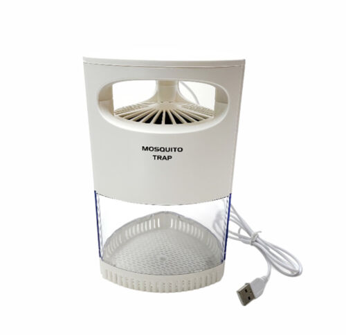 """Indoor Electric LED Light Mosquito Insect Trap 7"""""""