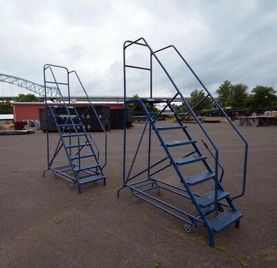 Agf Warehouse Ladder Inv.38653