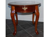 Antiques: A beautifully elegant, oriental low occasional table.
