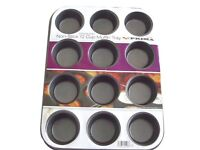 Prima Muffin/Cupcake Pan/Tray (Used)
