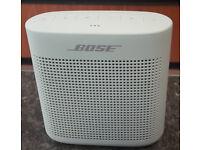 Bose SoundLink Color II   Polar White   Bluetooth Speaker   Charger