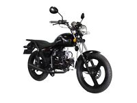 NEW ZONTES TIGER 50cc MOPED, OWN FOR £6.55 PER WEEK (WEEKLY EQUIVALENT) 0141 849 1718