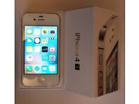Apple iPhone 4s in boxed mint condition