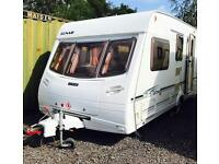 Lunar Ultima (Quasar) 524 - Full awning, Full Service, All Accesories