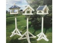 BESPOKE HANDMADE IN THE U.K. BIRDS TABLES