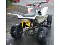 Yamaha Raptor 700 fuel injected (may take cheaper px ktm, yz, cr, kx)
